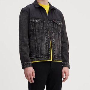 Levi's Men's Mockneck Trucker Jacket
